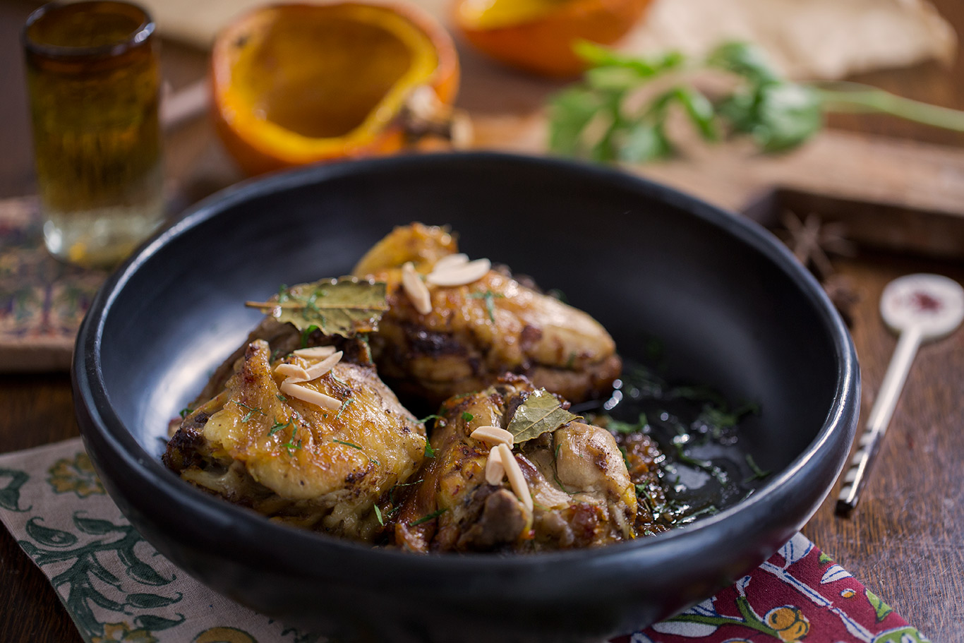 Pan- Fried Spicy Chicken