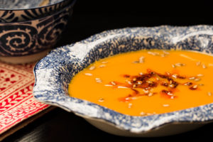 Cream of Butternut Soup