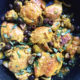 Chicken with turmeric and ginger